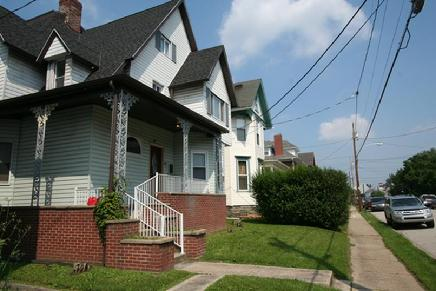 5 UNIT APARTMENT BUILDING FOR SALE GREENSBURG PA