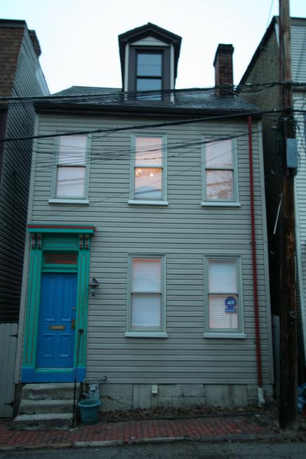 MEXICAN WAR STREETS 3 BEDROOM VICTORIAN FOR SALE PITTSBURGH PA