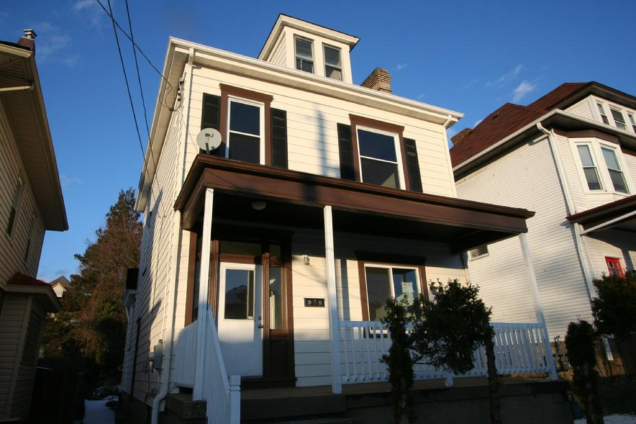 3 BEDROOM HOUSE FOR SALE ONLY 5 MINUTES FROM DOWNTOWN PITTSBURGH