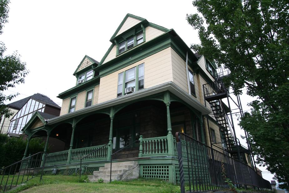 8 UNIT APARTMENT BUILDING FOR SALE PITTSBURGH PA