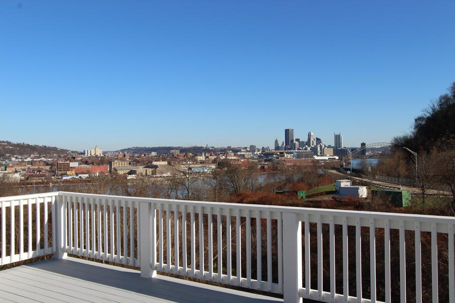 MILLION DOLLAR VIEW HOME FOR SALE IN PITTSBURGH PA